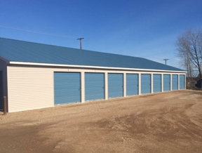 warehouse storage in Northern Michigan