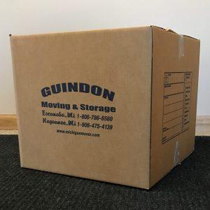 Medium (3.0 cubic feet), size 101/8 x 18 x 16 - $2.50/ctn
