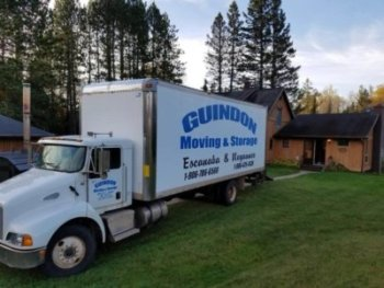 guindon moving truck