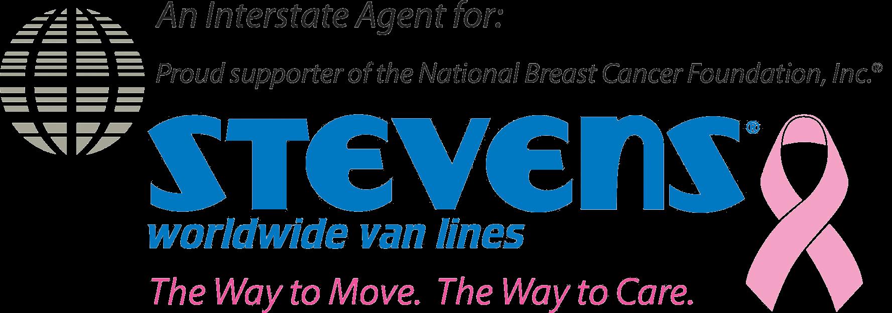 Stevens Worldwide Van Lines Logo