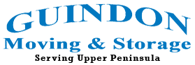 Mobile Guindon Moving and Storage Logo